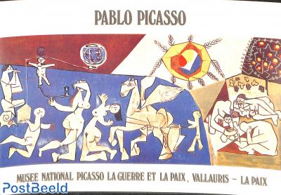 Pablo Picasso, La paix Vallauris, 1952