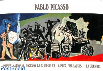 Pablo Picasso, La Guerre, Vallauris