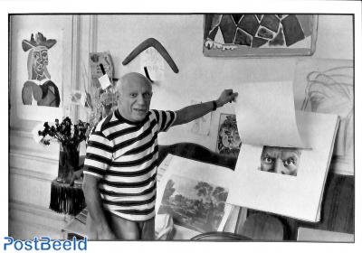 René Burri, Pablo Picasso 1957