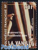 Vanille 1v, Fragrant stamp