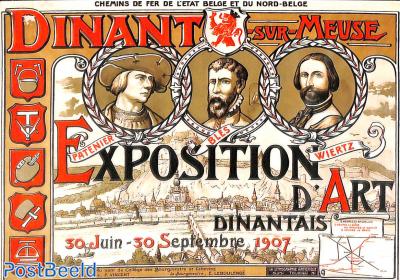Exposition d'Art Dinant 1907
