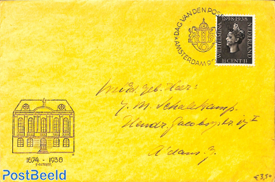 Stamp Day 1938, Amsterdam