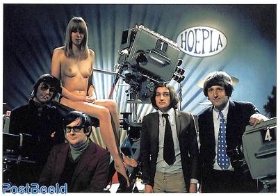 Hoepla 1968, Ed van der Elsken