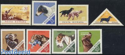 Hunting dogs 8v