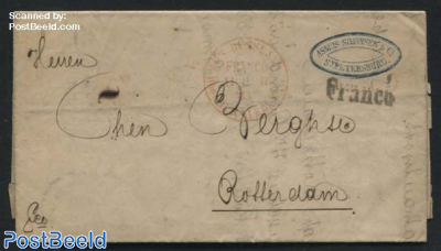 Letter from St Petersburg to Rotterdam