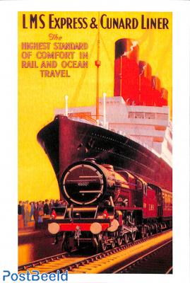LMS Express & Cunard Liner