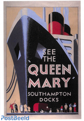 See the Queen Mary