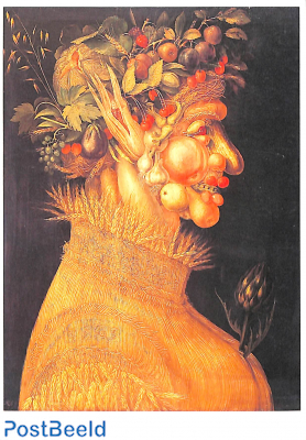 Giuseppe Arcimbaldo, The Summer, 1563