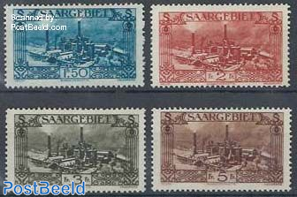 Definitives 4v (only high values)