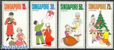 Singapore festival 4v