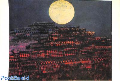 Max Ernst, Stone city 1933
