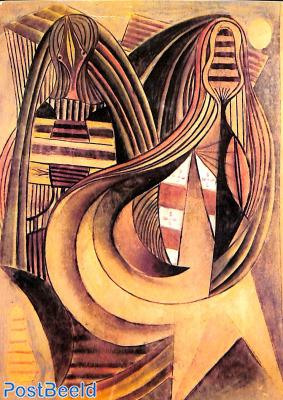 Wilfredo Lam, Composicion 1938