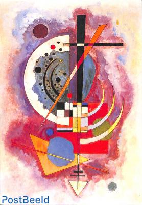 Vasily Kandinsky, Hommage a Grohmann 1923