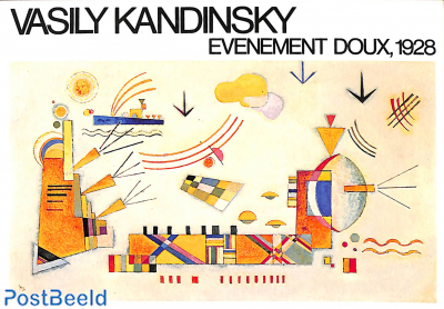Vasily Kandinsky, Evenement Doux 1928