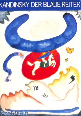Vasily Kandinsky, Blaue Reiter