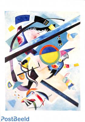 Vasily Kandinsky, Cercle Multicolore 1921