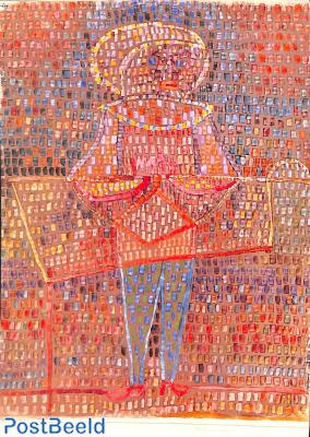 Paul Klee, Kostümierter Knabe 1931