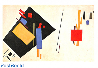 Casimir Malevic, Suprematist Composition