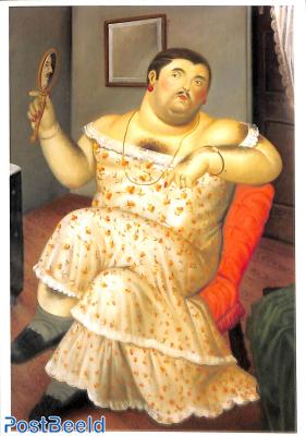 Fernando Botero, Melancholie 1989