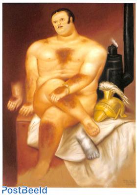 Fernando Botero, man