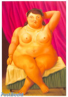 Fernando Botero, naked women