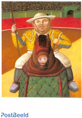 Fernando Botero, De Picador 2002