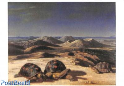 Carel Willink, Drie Schildpadden 1952