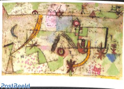 Paul Klee, Im Bach'schen Stil 1919