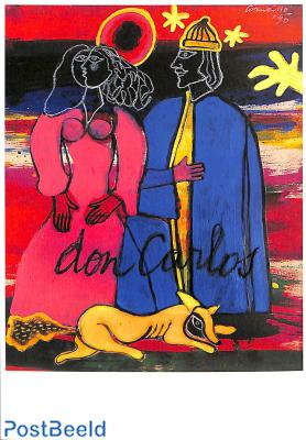 Corneille 1990, Hommage aan Verdi