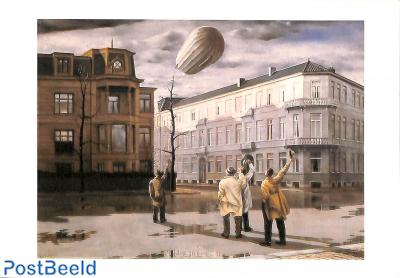 Carel Willink, De Zeppelin 1933