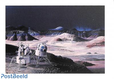 Carel Willink, Landing op Mars 1969