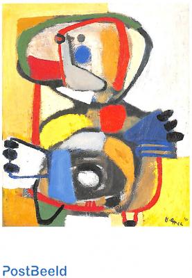 Karel Appel, Kind III
