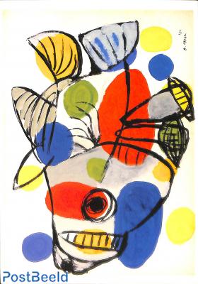 Karel Appel, Het Zonnedier