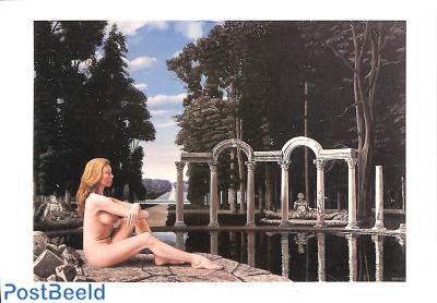 Carel Willink, Rustende Dryade 1977