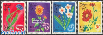 Flora/fauna 4v