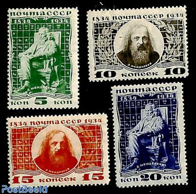 Mendelejew 4v