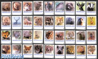 Mammals 36v s-a