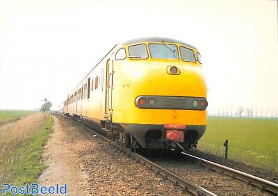 NS Diesel-electric trains DE 3.