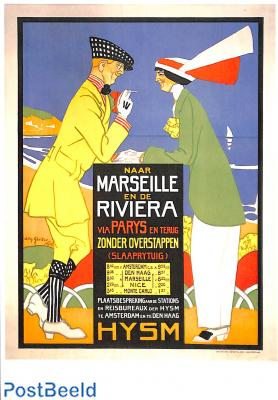 W. Sluiter, HYSM poster