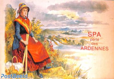 Spa perle des Ardennes