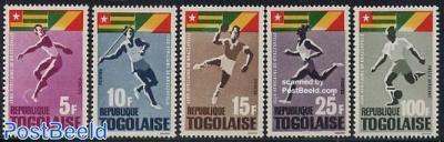 Brazzaville games 5v