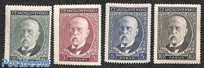 G. Masaryk 4v