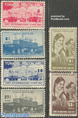 Izmir international fair 6v