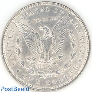 1 Dollar 1893 CC
