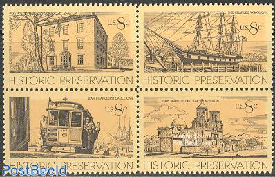 Historic preservation 4v [+]