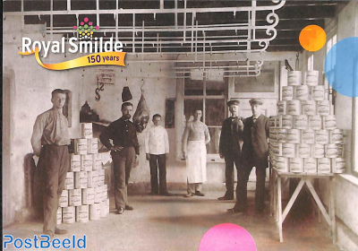 Royal Smilde 150 years