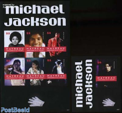 Michael Jackson 2 s/s