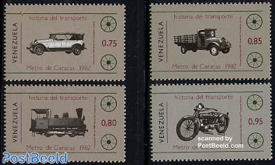 Traffic history 4v