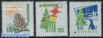 Christmas 3v