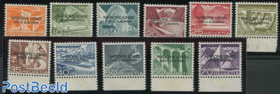 UNO Office 11v, Overprint variety: OF[ICE